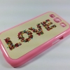 Case Galaxy S3 LOVE Collection