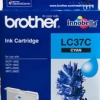 BROTHER INK CARTRIDGE LC-37C สีฟ้า