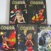 COBRA ชุด เล่ม 1-5 ( 12 เล่มจบ )( BIG BOOK ) Buichi Terasawa เขียน