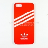Hard Case iphone 5  adidas RED