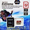 Sandisk MicroSD Extreme 32GB 90MB/s (600X)(SIS/Synnex)
