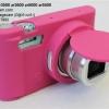 Silicone case casio zr3500 zr3600 zr5000 zr5500
