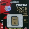 Kingston SD Ultimate 32GB 90MB/s (600X)(Synnex/ABT)
