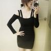 party dress241สีดำ