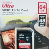 SD Sandisk Ultra 64GB 48MB/s (SIS/Synnex)