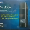 """็HDD WD Mybook 4TB 3.5"""" (WDBFJK0030HBK)"""