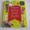 Handmade & Heartmade Sock Dolls A1 เขียน a restless boy ภาพประกอบ***สินค้าหมด***