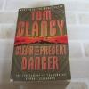 เคลียร์แล้วลุยเจ็บปวด (Clear and Present Danger) Tom Clancy เขียน สุวิทย์ ขาวปลอด แปล***สินค้าหมด***