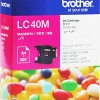BROTHER INK CARTRIDGE LC-40M สีแดง