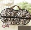(พร้อมส่ง)กระเป๋าใส่ชุดชั้นใน คุณภาพดี ขนาดพกพา น่ารัก ทนทาน สะดวกสบาย ลายเสือ(สั่งซื้อครบ 3 ชิ้น ได้ราคาส่ง คละสีได้ค่ะ)