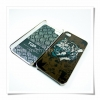 case iphone4/4s tiger  style 3D