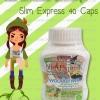 สลิม เอ็กซ์เพรส 40เม็ด แบบกระปุก (Slim Express 40Caps.)