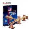จิ๊กซอ 3 มิติสะพานบรูคลิน(Brooklyn Bridge)(No.C107h)