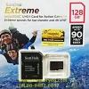 MicroSD Sandisk Extreme 128GB 90MB/s ประกันศูนย์ Lifetime
