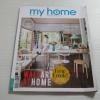my home ฉบับที่ 060 พฤษภาคม 2558 ตกแต่งผนังบ้านให้มีศิลปะ Wallart at Home***สินค้าหมด***