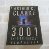 3001 จอมจักรวาล ภาคอวสาน (3001 The Final Odyssey) Arthur C.Clarke เขียน ลักษณรงค์ แปล (จองแล้วค่ะ)