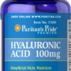 Puritan's Pride - Hyaluronic Acid 100 mg 60 Capsules