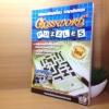 หนังสือปริศนาอักษรไขว้ภาษาอังกฤษ cross word puzzle เล่ม 1