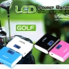 Powerbank - Golf GF-LCD02 5200 mAh