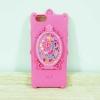 เคสไอโฟน 6/6s พลัส กระจกวิเศษ (สีชมพูเข้ม)