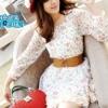 กระเป๋าสาน หัวใจสีแดง แสนน่ารัก แฟชั่นญี่ปุ่น จากนิตยสาร Ray แบรนด์ LIZ LISA