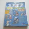 Step by Step เรียนภาษาอังกฤษด้วยการ์ตูน Live ABC เขียน มนตรี เจียมจรุงยงค์ แปล (แถมฟรี Interactive CD-ROM/MP3)***สินค้าหมด***