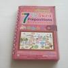 ไดอารี่มหัศจรรย์ 7 วันฉันเก่ง Prepositions & Conjunctions โดย ศิริพร โตพึ่งพงศ์***สินค้าหมด***