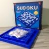 ซูโดกุกระดานพร้อมตัวเล่นสีน้ำเงินNo.HM6603