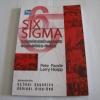 Six Sigma กลยุทธ์การสร้างผลกำไรขององค์การระดับโลก (Six Sigma What is Sigma ?)Pete Pande & Larry Holpp เขียน ดร.วิทยา สุหฤทดำรงและก้องเดชา บ้านมะหิงษ์ แปลและเรียบเรียง***สินค้าหมด***