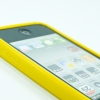 MOMAX Shine Glance Case Faceplate ( yellow)