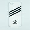 Hard Case iphone 5  adidas WHITE
