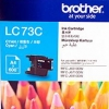 BROTHER INK CARTRIDGE LC-73C สีฟ้า