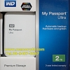 "WD New Passport Ultra 2TB 2.5"" (White) USB3.0 (WDBBKD0020BWT)"