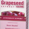 Vitamin World - Grapeseed Extract 100 mg 100 Capsules