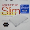 "Seagate Backup Plus Slim 1TB 2.5"" (White) USB3.0 (STDR1000307)"