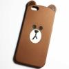 เคสไอโฟน 6 พลัส/6s พลัส เคสหมีบราว