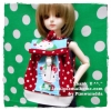 "HMLMshop125 : กระเป๋าเป้ สำหรับ ตุ๊กตา 16 "" (MSD,AMT,NANCY doll 16 "")"