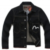 Pre order EVISU jeans Men Jacket
