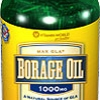 Vitamin World - Borage Oil 1000 mg 100 Softgels