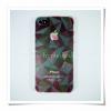 Case iphone4/4s ยี่ห้อ Rock ลายเพชร3มิติ สีชมพู