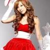 bunny girl2สีแดง