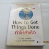 ทำให้สำเร็จ (How to Get Things Done) Ann Jackman เขียน จิระพล ฉายัษฐิต แปล***สินค้าหมด***