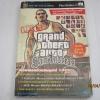 คู่มือเฉลยเกมส์ Play Station 2 grand theft auto San Andreas