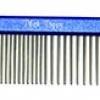 หวีอลูมิเนียม Plush Puppy Aluminum Comb 19.5 cm.