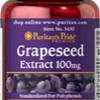 Puritan's Pride - Grapeseed Extract 100 mg 50 Capsules