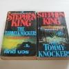 ทอมมี่น็อคเกอร์ 2 เล่มจบชุด สตีเฟน คิง เขียน ศักดิ์ บวร แปล***สินค้าหมด***