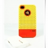case iphone 4/4s To Cool สีเหลือง