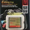 Sandisk CF Extreme 32GB 120MB/s (800X) (SIS/Synnex)