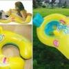 ห่วงยางแม่ลุก ห่วงยางสองด้านเล่นน้ำเด็กเล็ก คุณพ่อ คุณแม่ คุณลูก : Parent - Child Swim Ring: สนุกได้อย่างปลอดภัย ฝั่งเด็ก เป็นห่วงยางสอดขา มีผนักพิงหลัง มีของเล่น (ดูภาพด้านใน) ฝั่งผู้ใหญ่ อ้วนแค่ไหนก็ใส่ได้ เพราะเป็นแบบโอบรอบตัว (ฝั่งผู้ใหญ่