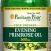 Puritan's Pride Evening Primrose Oil 500 mg with GLA